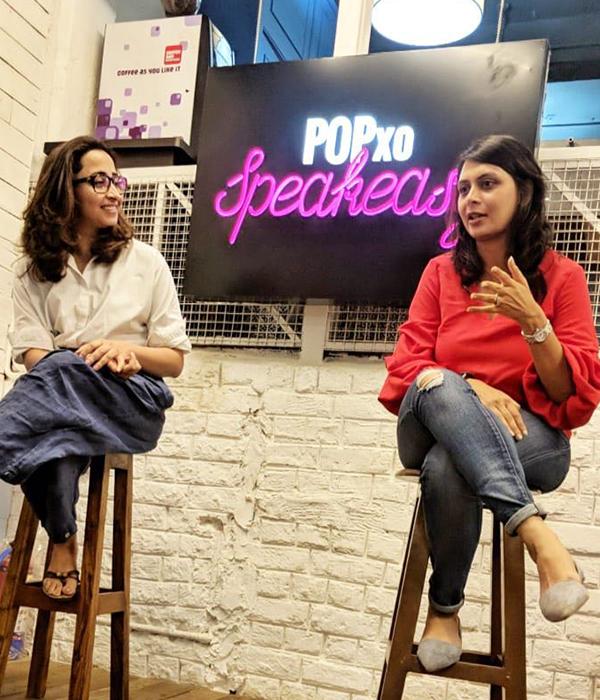 POPxo Launches Speakeasy Hosted By Priyanka Gill