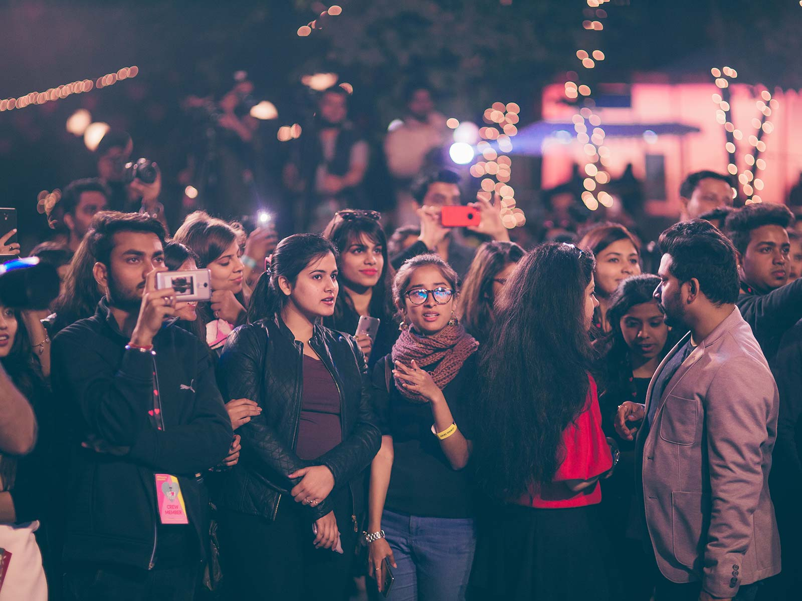POPxo Love Fest attended by over 1000 girls and boys at the One Golden Mile in Delhi